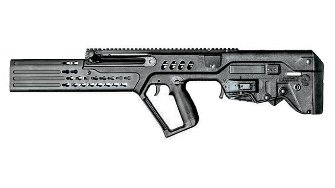 Mission Gear Tactical Weapons August 2015 Rat Worx ZRX 9mm Tavor Suppressor