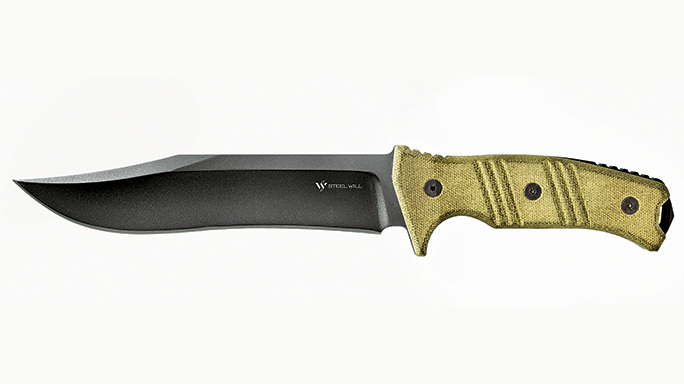 Mission Gear Tactical Weapons August 2015 Steel Will Chieftain