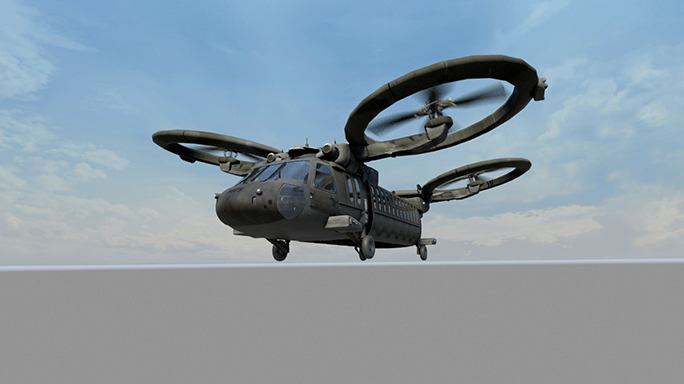 U.S. Army Future Vertical Lift Aircraft