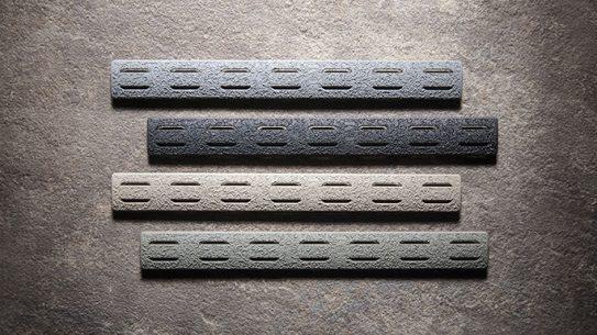 Bravo Company Manufacturing KeyMod Rail Panels colors