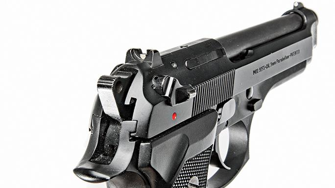 Wilson Combat Beretta 92FS externals before