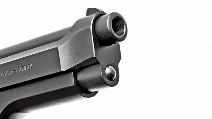Wilson Combat Beretta 92FS guide rod after