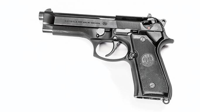 Wilson Combat Beretta 92FS left before