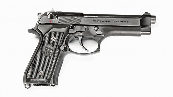 Wilson Combat Beretta 92FS right before