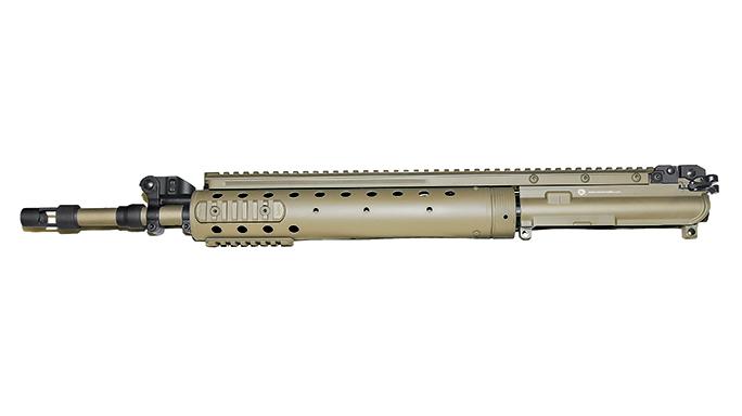 Precision Reflex 18-inch Mark 12 Mod 0 SPR Gen II AR Upper