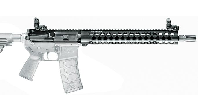 Smith & Wesson M&P15TS Upper AR Upper