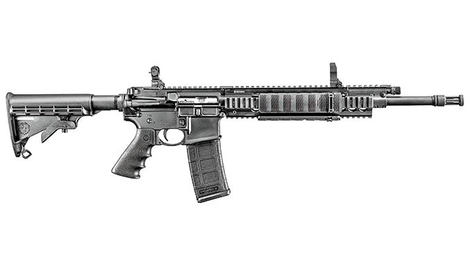 Black Guns 2016 RUGER SR-556