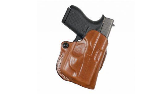 DeSantis Mini-Scabbard Glock 42 Lasermax CF-G42-LC