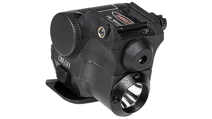 Firefield Compact Green Pistol Laser Light Combo