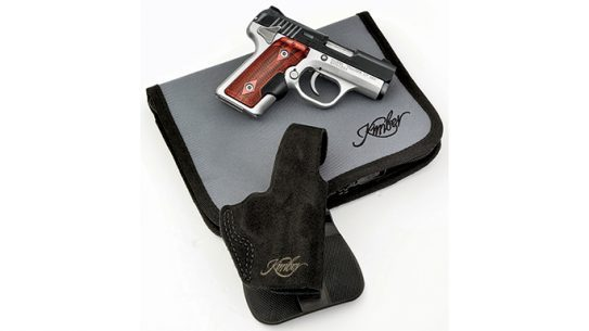 Galco Paddle Lite Holster Kimber Solo lead