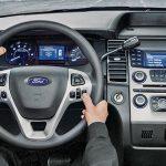 Ford Interceptors Police Steering