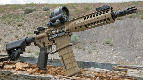 LWRC IC-PSD Short-Barreled Rifle 5.56mm