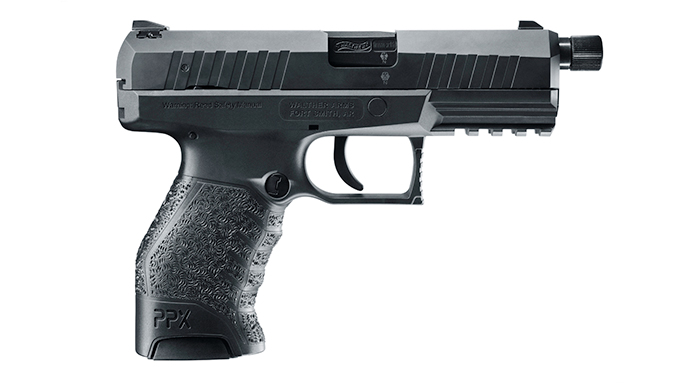Walther PPX SD 9mm handgun GWLE right