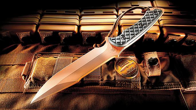 Spartan Blades Fixed-Blade Horkos