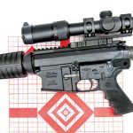 Windham Weaponry SRC-308 GWLE August target
