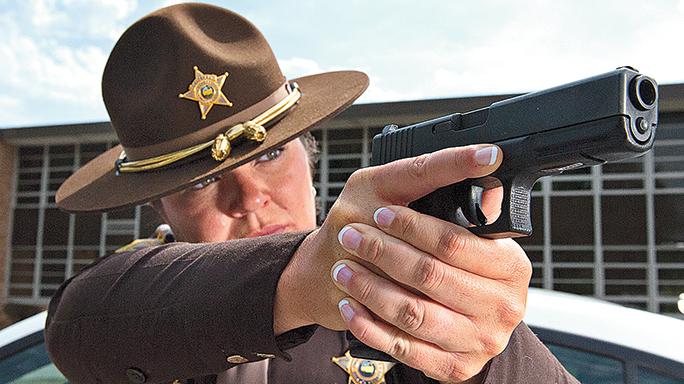 Women Law Enforcement GWLE August 2015 Glock