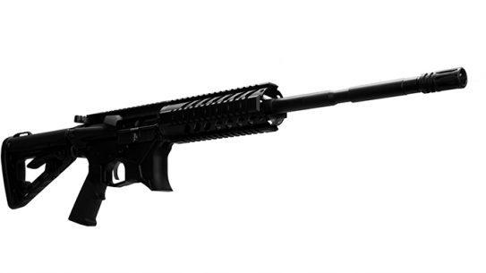 Tresna Defense JAG9G BU rifle up