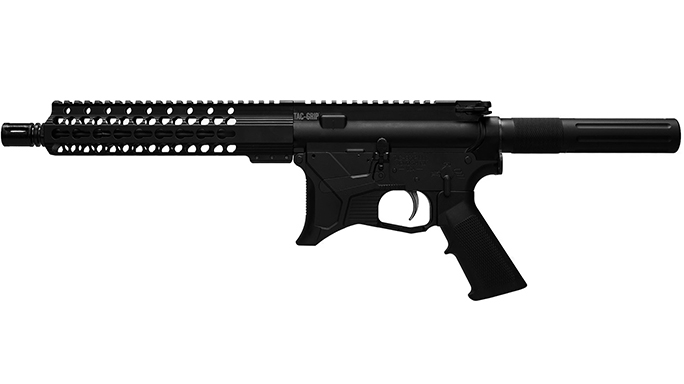 Tresna Defense JAG9G TP pistol left