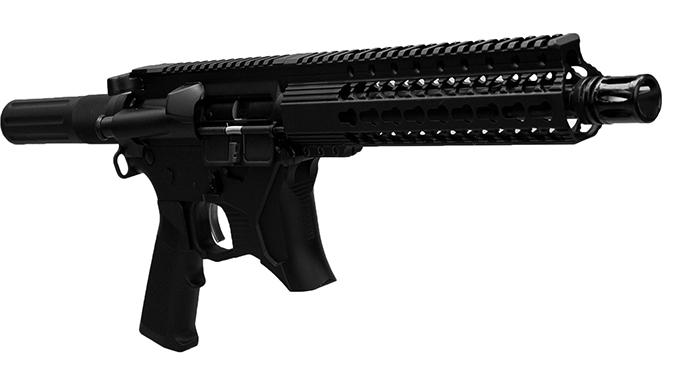 Tresna Defense JAG9G TP pistol up