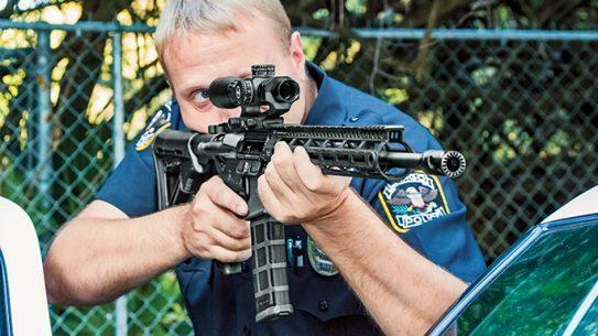 Midwest Industries M-LOK 223 Wylde Rifle lead