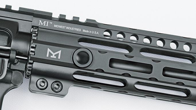 Midwest Industries M-LOK 223 Wylde Rifle mount