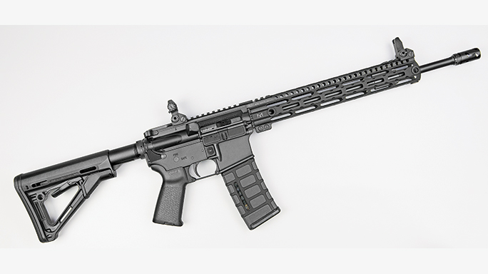Midwest Industries M-LOK 223 Wylde Rifle solo