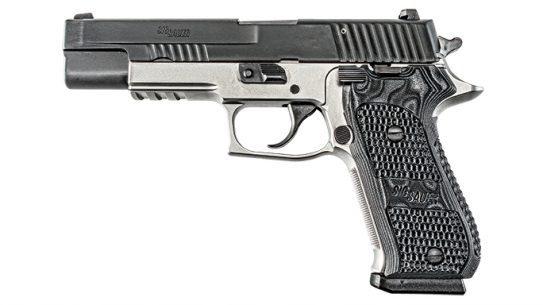 Sig Sauer P220 10mm Ballistic fall 2015 lead
