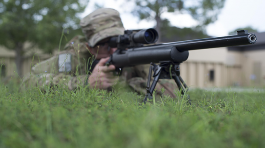 Royal Air Force Basic Sniper Course training