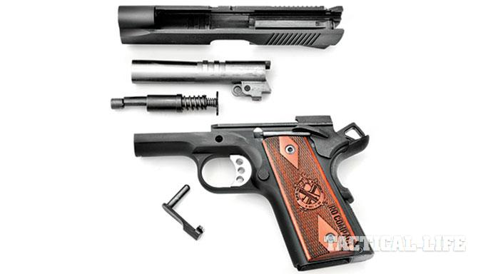 Springfield Armory Range Officer Compact 1911 apart