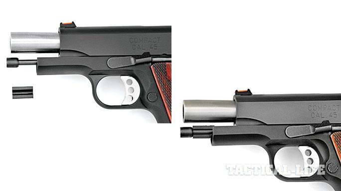 Springfield Armory Range Officer Compact 1911 assembly