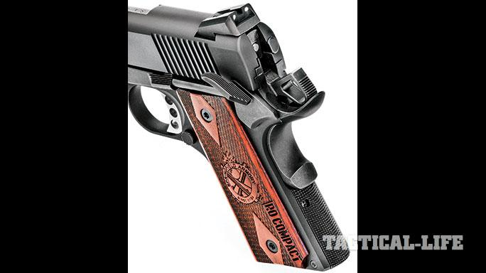 Springfield Armory Range Officer Compact 1911 hammer