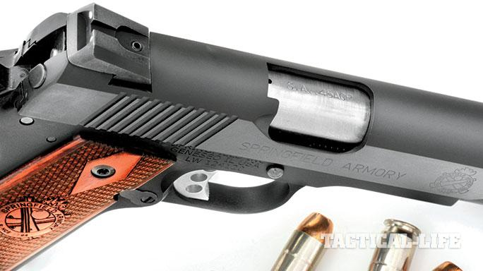 Springfield Armory Range Officer Compact 1911 port