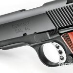 Springfield Armory Range Officer Compact 1911 trigger