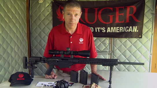 Incredibly Accurate Ruger Precision Rifle promo