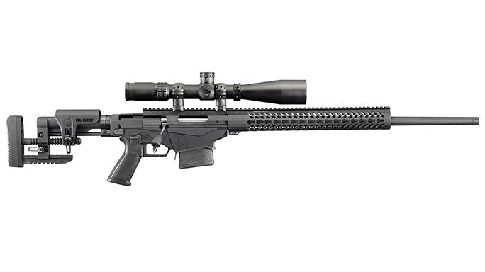 Ruger Precision Rifle solo