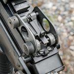 Machine Gun Armory SAW K SWMP August rear sight
