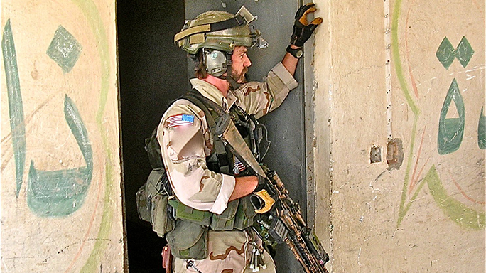 Tom Spooner U.S. Army Delta Force