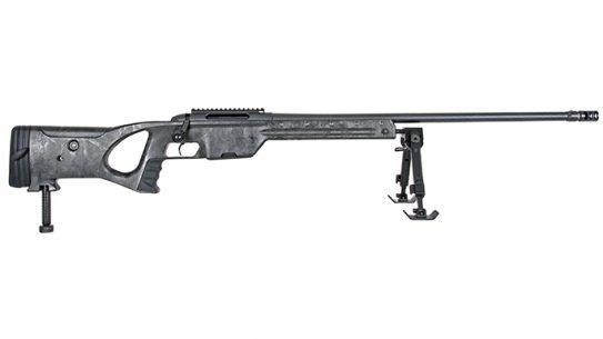 Steyr Arms SSG Carbon Rifle left