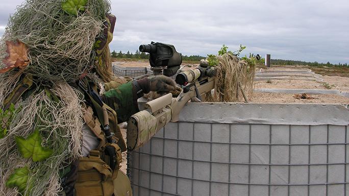 Steyr Arms SSG 69 Sniper Rifle