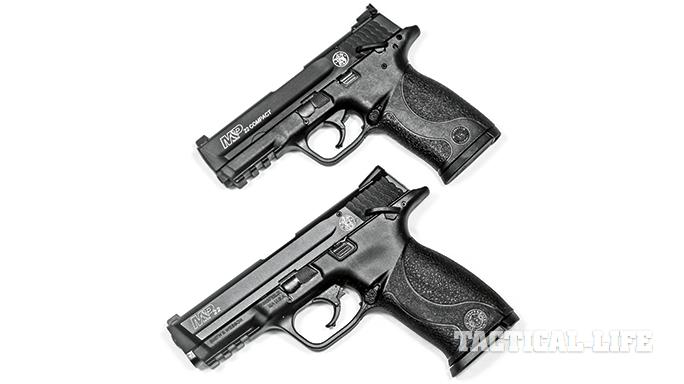 Smith & Wesson M&P22 Rimfire 2015 comparison