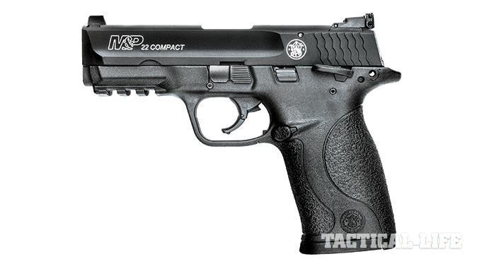 Smith & Wesson M&P22 Rimfire 2015 left