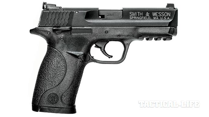 Smith & Wesson M&P22 Rimfire 2015 right