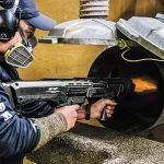 Standard Manufacturing DP-12 Bullpup shotgun SWMP August test