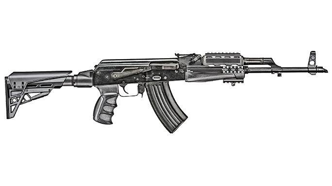 ComBloc-Style AK upgrades ATI