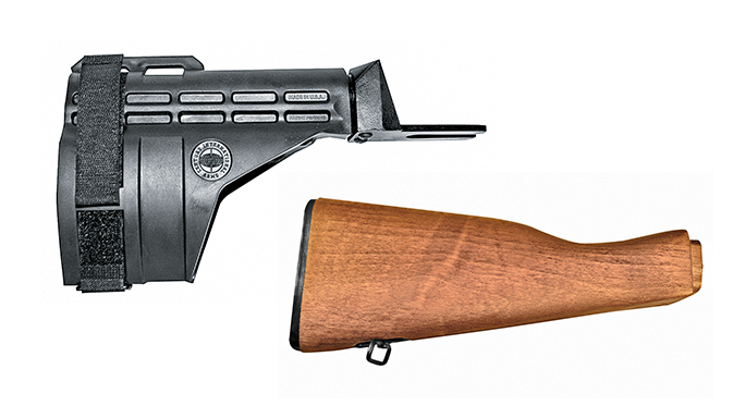 Century Arms SB47 Stabilizing Brace Century Arms Warsaw-Style Buttstock
