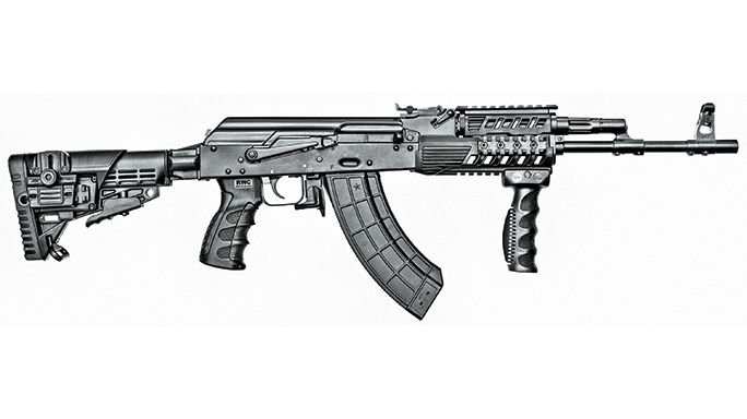 ComBloc-Style AK upgrades Command Arms
