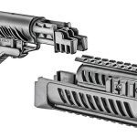 FAB Defense RBT-K47 Stock FAB Defense AK-47 Quad-Rail Handguard