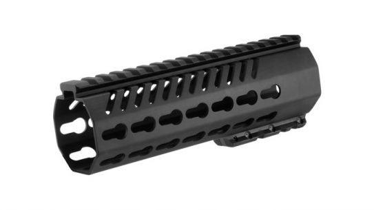 Mission First Tactical TEKKO Metal AR Free Float 7-Inch KeyMod Rail System