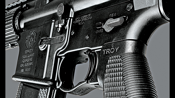 Troy Defense SGM Lamb trigger