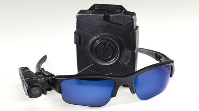 Flagstaff Police Taser Flex Body Cameras